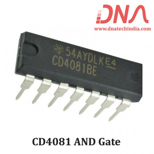 CD4081 AND Gate