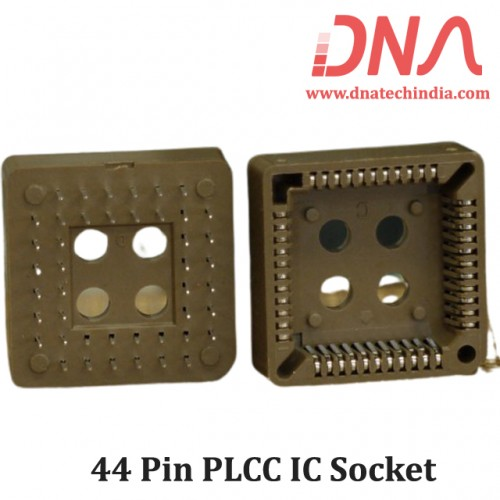 44 Pin PLCC IC Socket