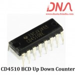 CD4510 BCD Up Down Counter