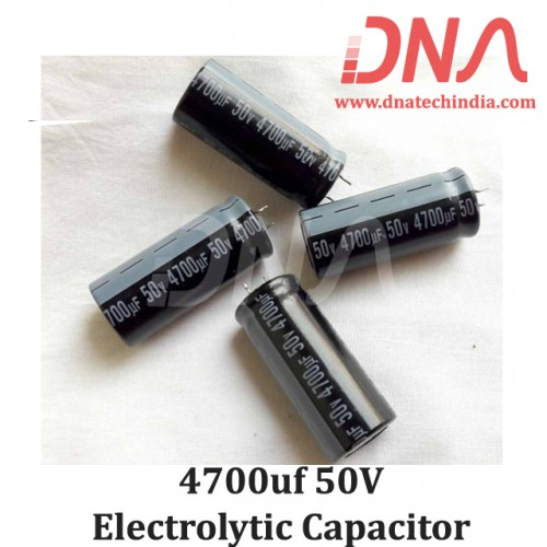 4700uf 50V Electrolytic Capacitor