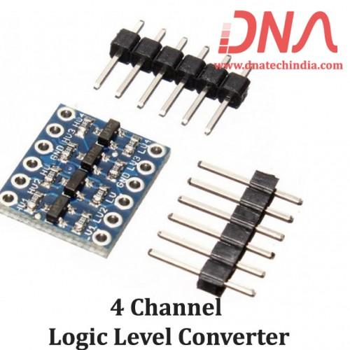 4 Channel Logic Level Converter