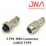 5 PIN CABLE TYPE MRS Connector
