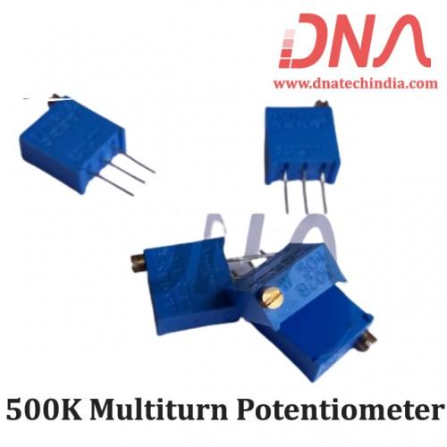 500K Multiturn Potentiometer