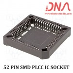52 PIN SMD PLCC IC SOCKET