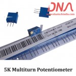 5K Multiturn Potentiometer