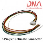 6 Pin  JST Relimate Connector