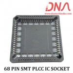 68 PIN SMT PLCC IC SOCKET