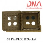 68 Pin PLCC IC Socket