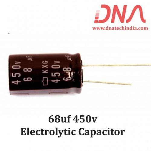 68uf 450v  Electrolytic Capacitor