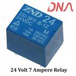 24 Volt 7 Ampere Relay