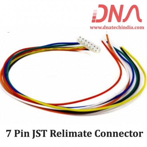 7 Pin  JST Relimate Connector