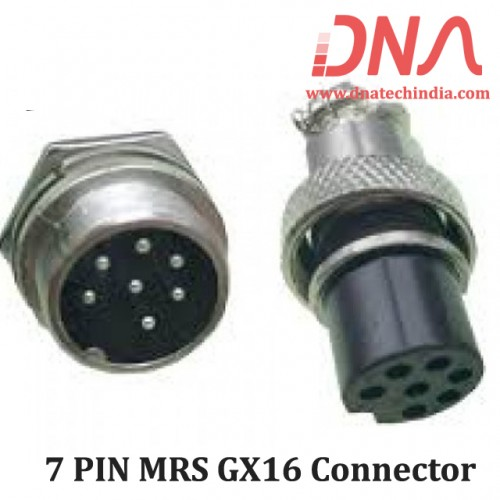 7 PIN MRS GX16 Connector