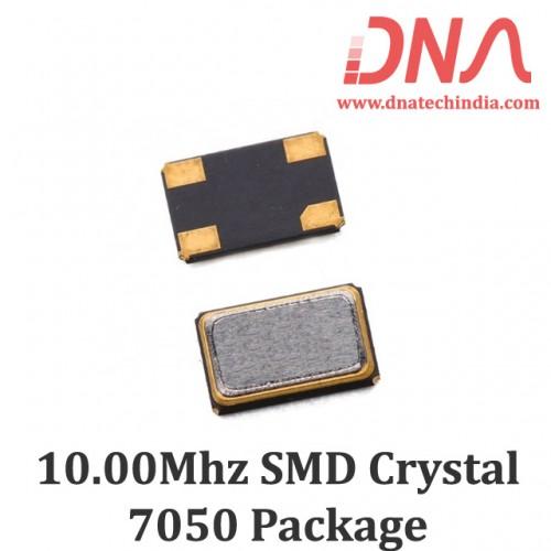 SMD7050 10.00 Mhz Crystal Oscillator