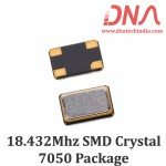SMD7050 18.4320 Mhz Crystal Oscillator