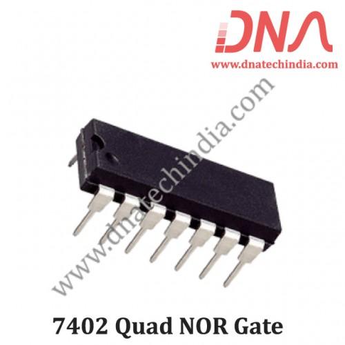 7402 Quad NOR gate