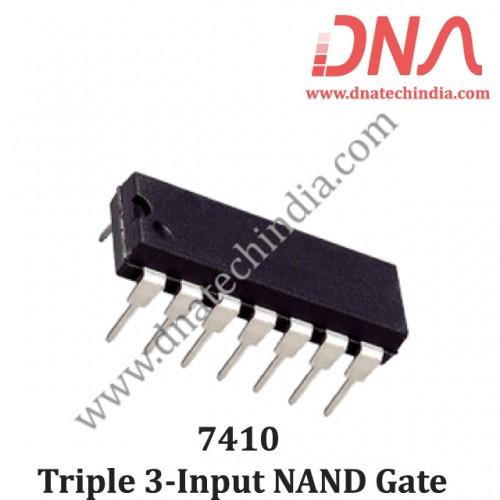 7410 Triple 3-Input NAND Gate