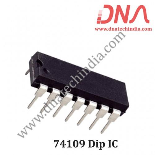 74109 Dual J-/K Positive-Edge-Triggered Flip-Flops