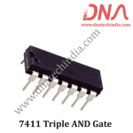 7411 Triple AND Gate