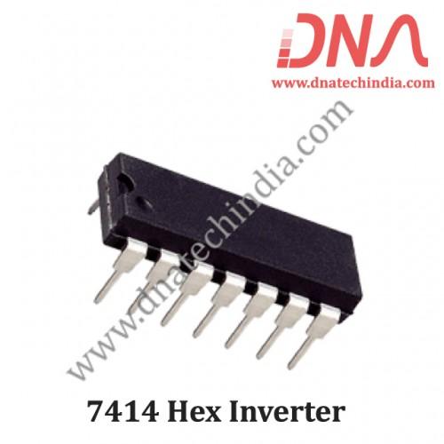 7414 Hex Inverter