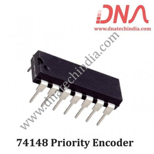 74148 Priority Encoder