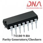 74180 9-Bit Parity Generators/Checkers