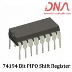 74194 Bit PIPO Shift Register