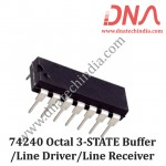 74240 Octal 3-STATE Buffer/Line Driver/Line Receiver