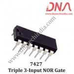 7427 Triple 3-Input NOR Gate