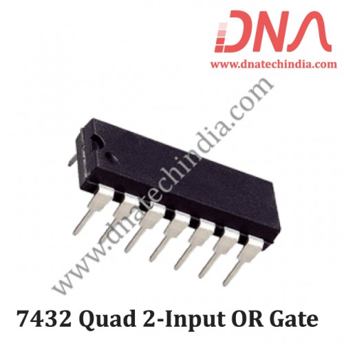 7432 Quad 2-Input OR Gate