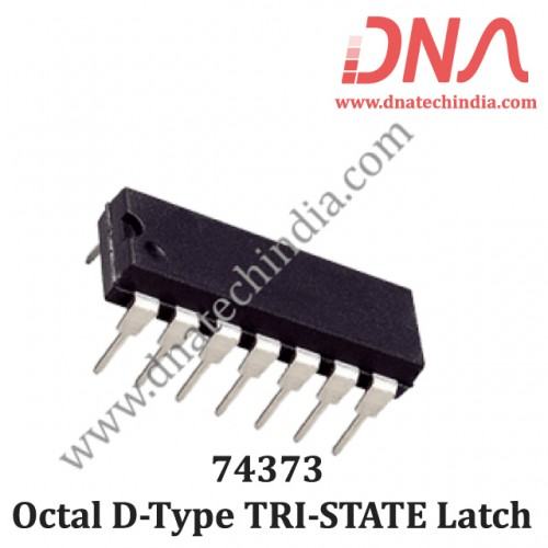 74373 Octal D-Type TRI-STATE Latch