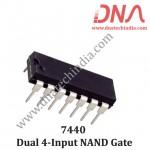 7440 Dual 4-input NAND Gate