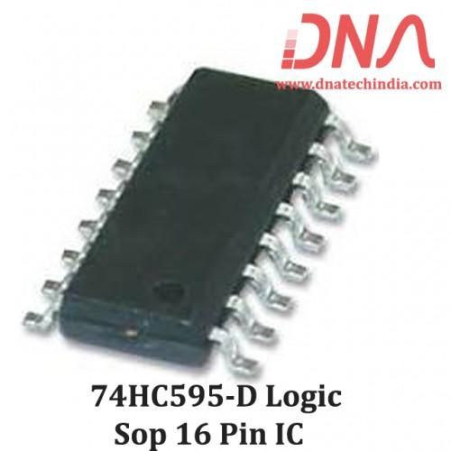 74HC595 8-Bit Serial To Parallel Shift Register (SOP-16)