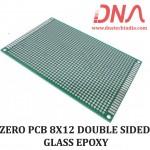 ZERO PCB 8X12 DOUBLE SIDED GLASS EPOXY