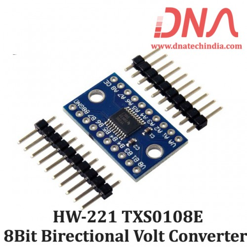 HW-221 TXS0108E 8-Bit Birectional  Voltage Converter