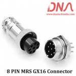 8 PIN MRS GX16 Connector