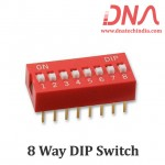 DIP switch 8 Way