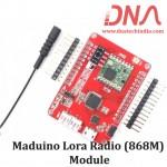 Maduino Lora Radio (868M) Module