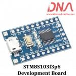 STM8S103f3p6 Development Board