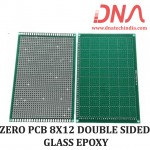 ZERO PCB 8X12 SINGLE SIDED GLASS EPOXY