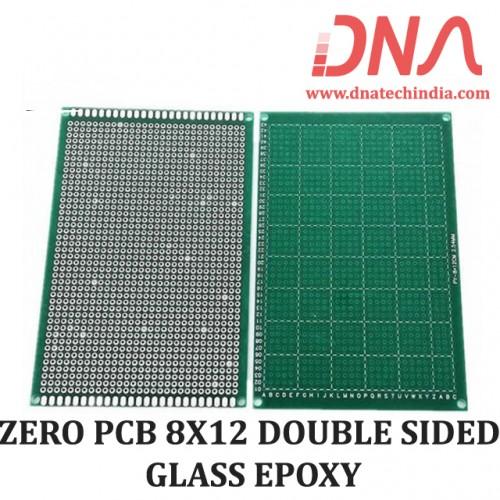 ZERO PCB 8X12 SINGLE SIDED GLASS EPOXY