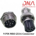 9 PIN MRS GX16 Connector