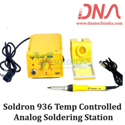 Soldron 936 Temperature Controlled Analog Soldering Station