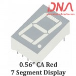 "0.56"" RED CA 7 Segment Display"