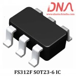 FS312F SOT23-6 Battery Protection IC