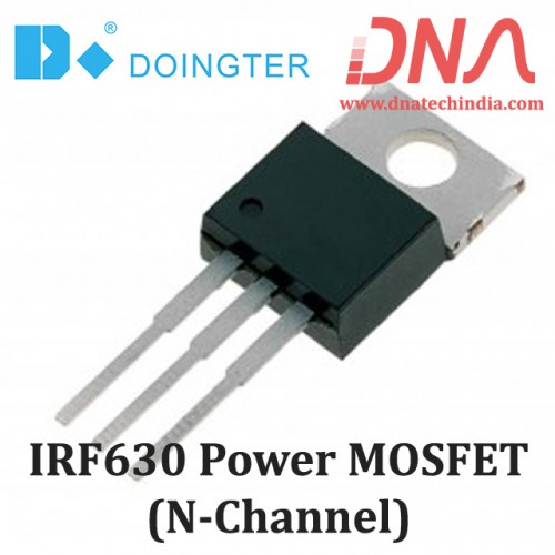IRF630 N-Channel MOSFET (Doingter)
