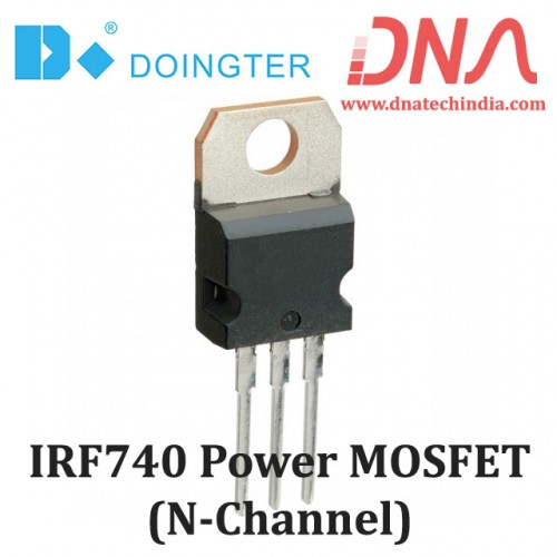 IRF740 N-Channel MOSFET (Doingter)