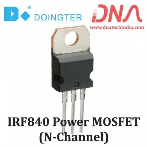 IRF840 N-Channel MOSFET (Doingter)