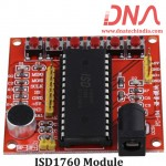 ISD1760 Voice Recorder and Playback Module
