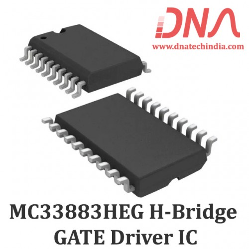 MC33883HEG H-Bridge GATE Driver IC