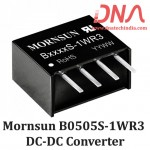 Mornsun B0505S-1WR3 DC-DC Converter